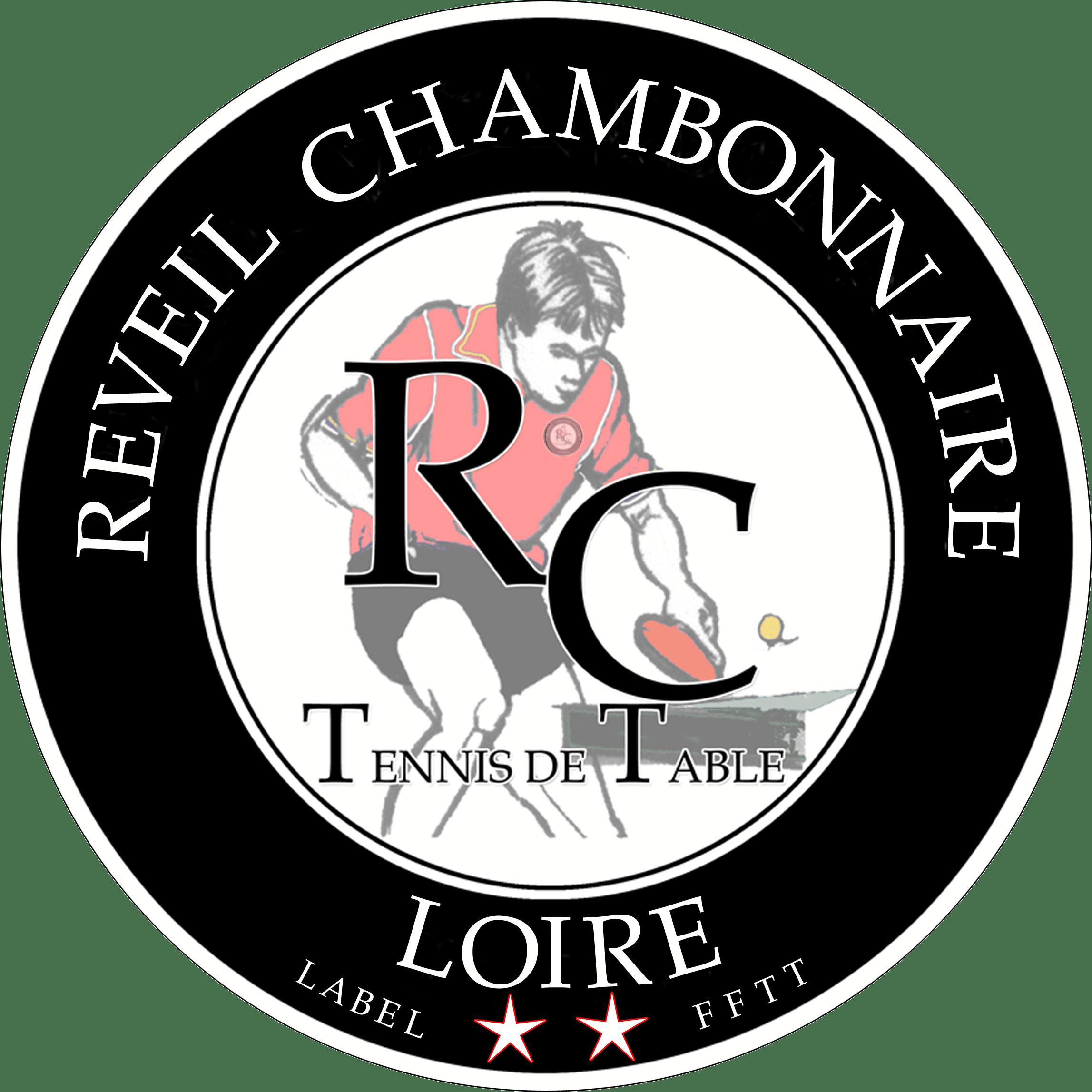 Réveil Chambonnaire Tennis de Table