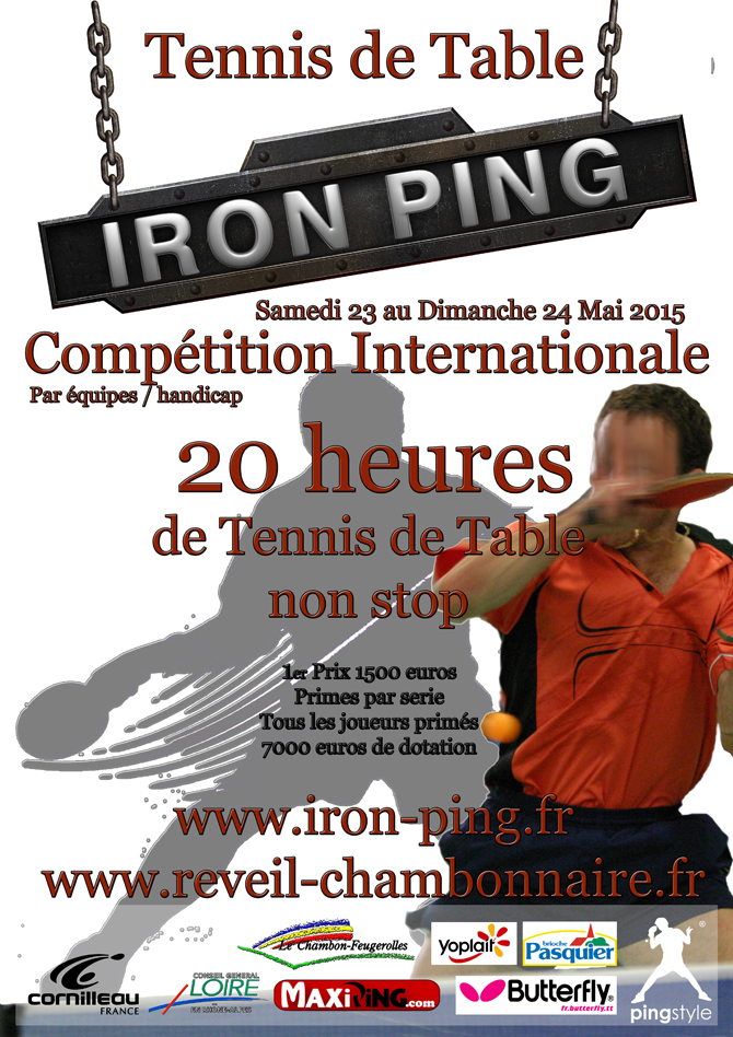 Iron Ping 2015